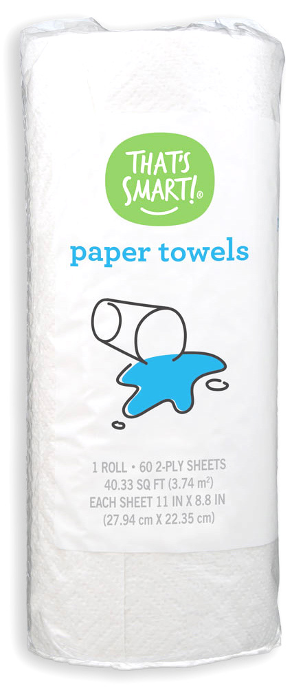 That's Smart Paper Towels