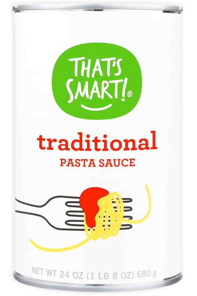 That's Smart Traditional Pasta Sauce