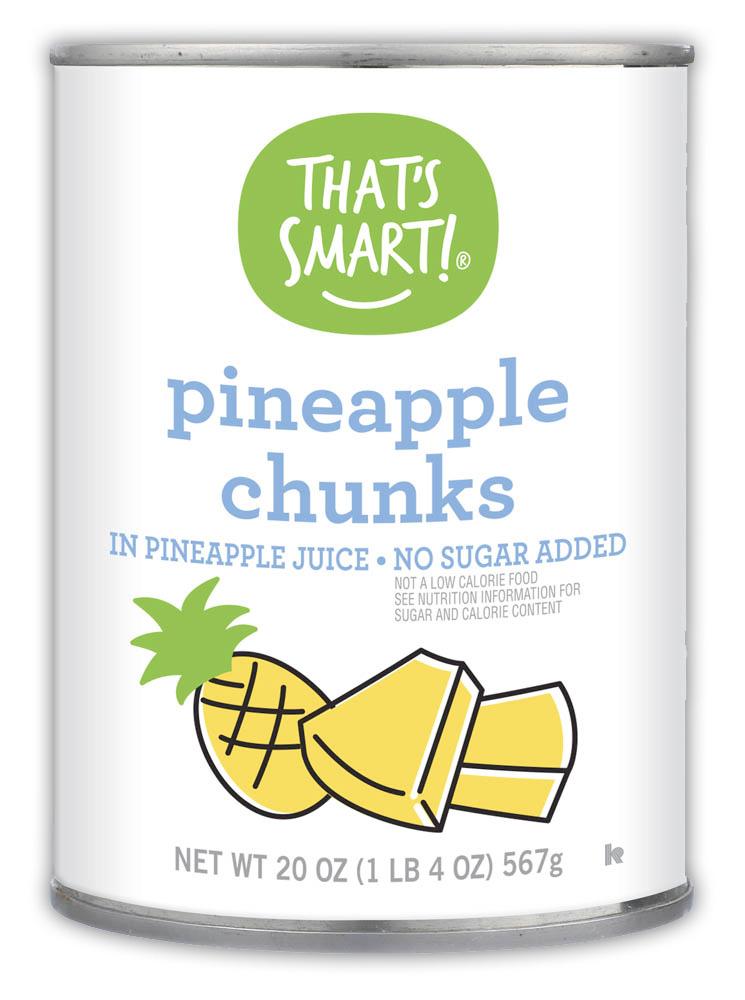 That's Smart! pineapple chunks