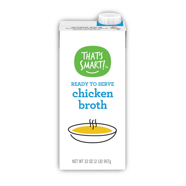That's Smart Brand Soup and Broth Products