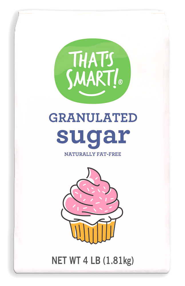 That's Smart Granulated Sugar